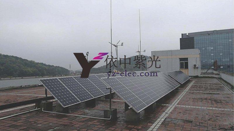 <b>YZSWW-III分布式新能源发电及微电网</b>