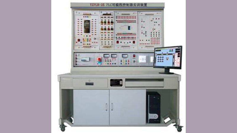 YZPLN-25 PLC可编程控制器龙8国际官网装置