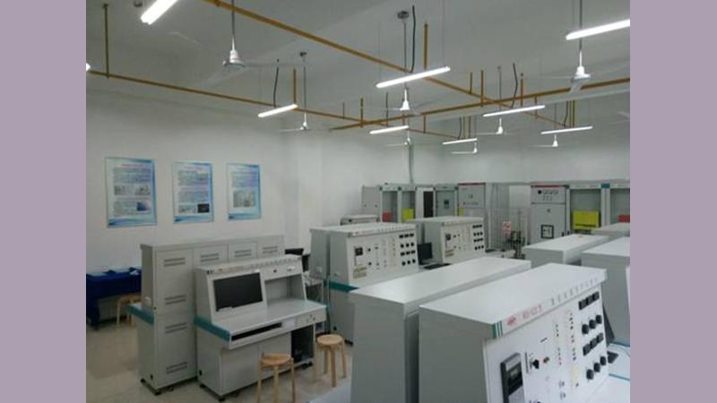 YZVSP-II综合型智能电网实训台