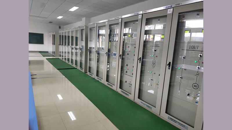 电力系统动态模拟实验系统